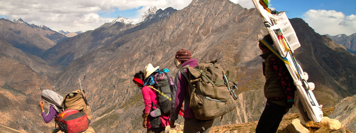 The Himalaya, new MPhil in Social Anthropological Research image