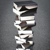 Book sculpture, Cambridge