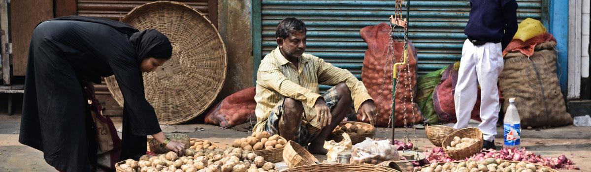 John Fahy - Micro Economics on the Street, West Bengal