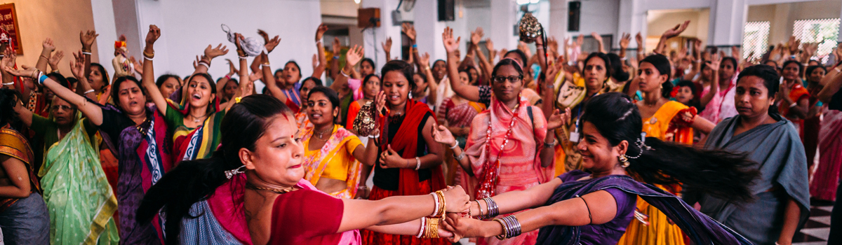John Fahy - Dancing for Krishna