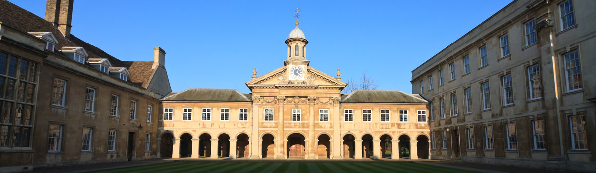 Front Court, Emmanuel College