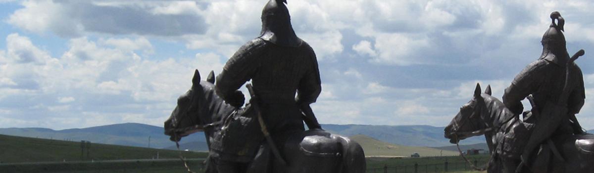 Mongolia (Libby Peachey, 2013)