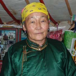 Oral History of Twentieth Century Mongolia One