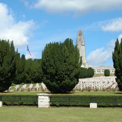 War Memorial Cemetary - CRIC project