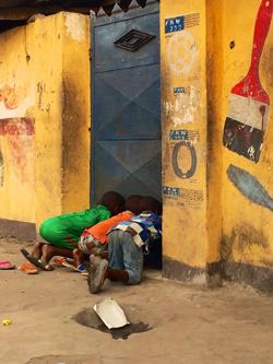 Children, Kinshasa (Clara Devlieger, 2015)