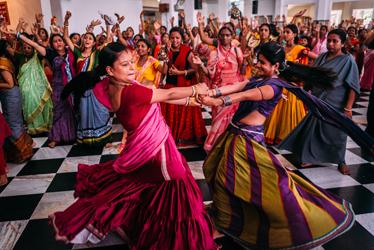 Dancing for Krishna (John Fahy, 2015)