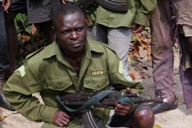 Congolese WIldlife Authority ICCN
