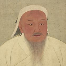 Chinggis Khan (1162 1227)