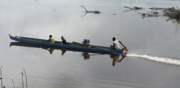 Motor Canoe (credit: Rupert Stasch)